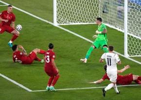 Впервые на Евро автогол стал первым забитым мячом на турнире