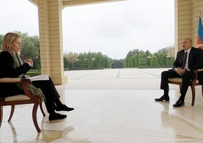 President Ilham Aliyev interviewed by BBC News