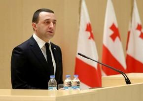 Ираклий Гарибашвили: Грузия продолжит посредничество между Азербайджаном и Арменией