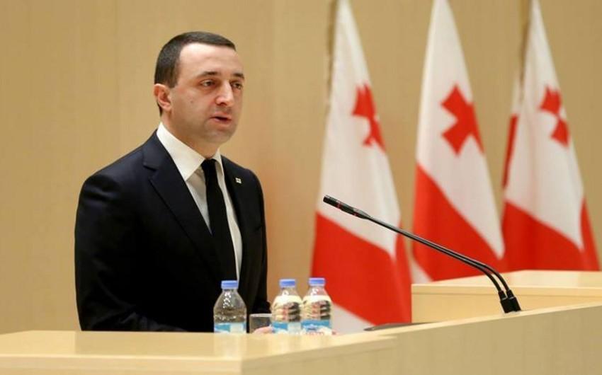 Irakli Garibashvili: Georgia will continue mediating role between Azerbaijan and Armenia