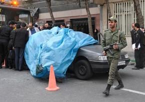 İranın müdafiə naziri müavininin qətlində ölkə hərbçisinin də əli olub