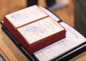 Агентство: Признаны дипломы 193 лиц, получивших образование за рубежом