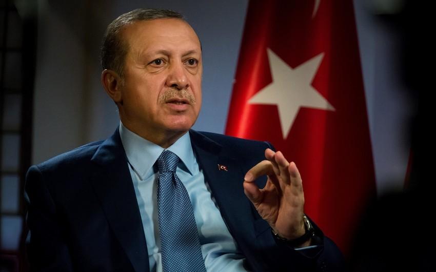Ərdoğan: Türkiyə Suriyada yeni əməliyyat aparmaqda qətiyyətlidir
