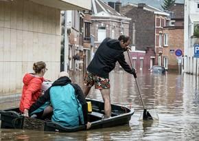 Выросло число жертв наводнений в Бельгии