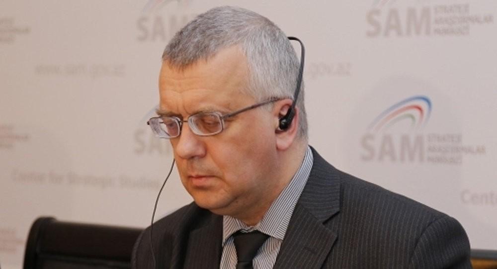 Oleq Kuznetsov: Rusiyanın ən yaxın müttəfiqi Azərbaycandır