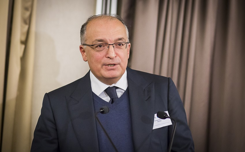 SOCAR: Gas pipeline could be built between 2 fields in Caspian Sea