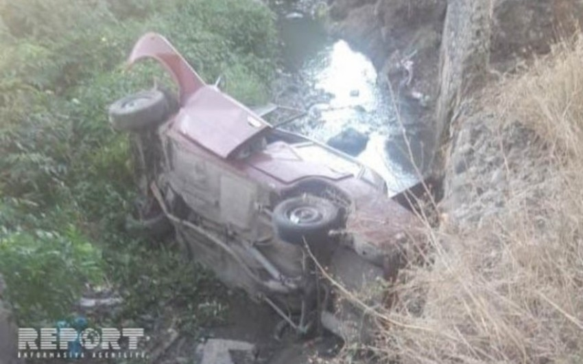 В Губе перевернулся автомобиль, погиб годовалый ребенок