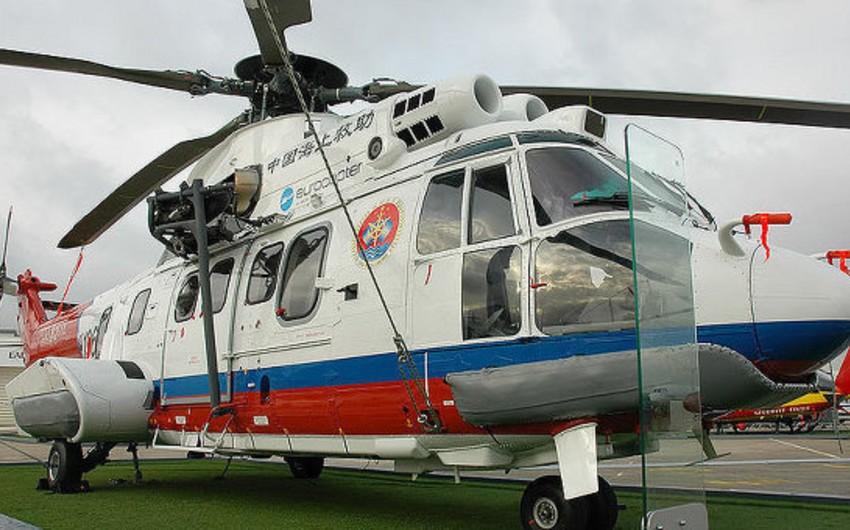 Çilidə hərbi helikopter qəzaya uğrayıb, 1 nəfər ölüb, 5 nəfər yaralanıb