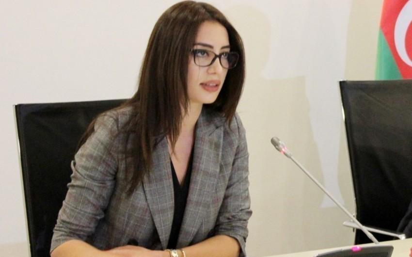 """Leyla Məmmədova: """"Regionlardakı restoranlarda yemək bahadır"""""""