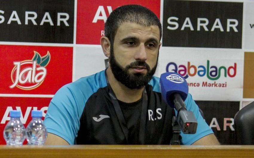 Rəşad Sadıqov: Heç bir futbolçumuzun milliyə çağırılmamasına təəccübləndim