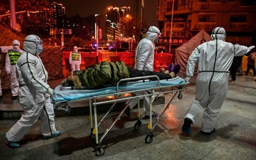 Çində koronavirusa yoluxanların sayı 17205 nəfərə, ölənlərin sayı 361-ə çatıb - YENİLƏNİB