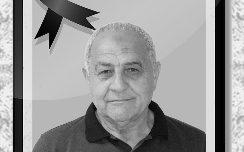 Azərbaycanın əməkdar məşqçisi vəfat edib