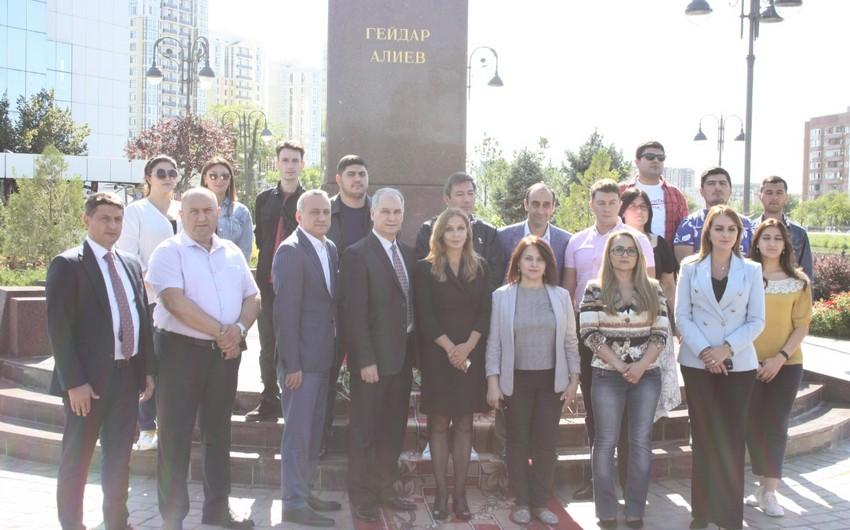 Azərbaycan nümayəndə heyəti Xəzər Media Forumunda iştirak edir