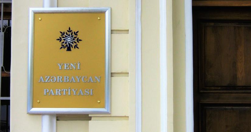 YAP-ın qurultayı keçirilir, İlham Əliyev çıxış edib - YENİLƏNİB-3