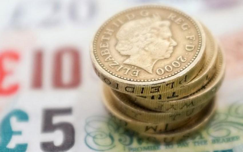 Британский фунт постепенно обесценивается