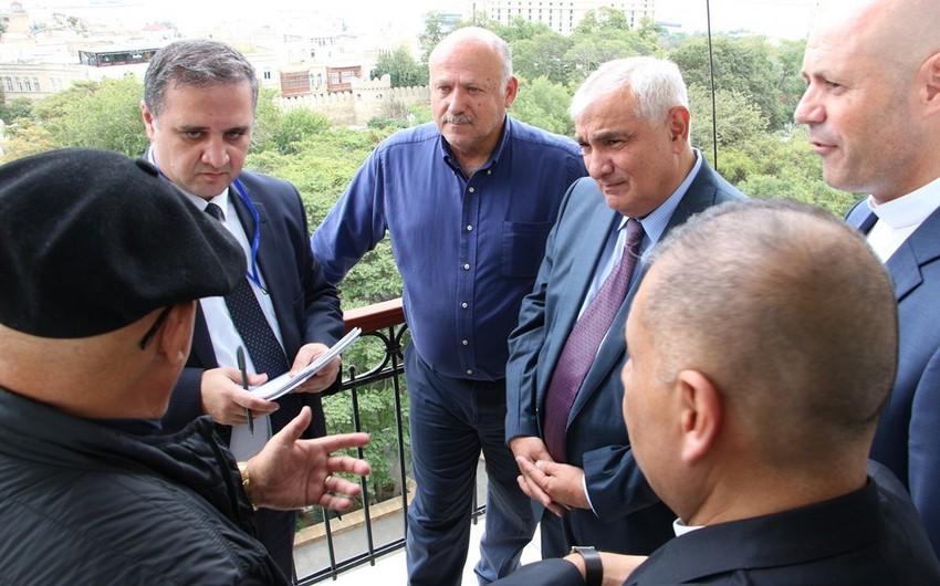 Kamal Abdullayev Los-Ancelesin dini konfessiya rəhbərləri ilə görüşüb