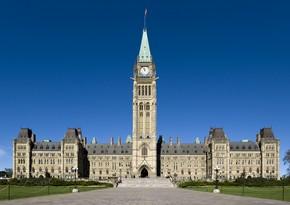 Kanada parlamenti işini dayandırdı