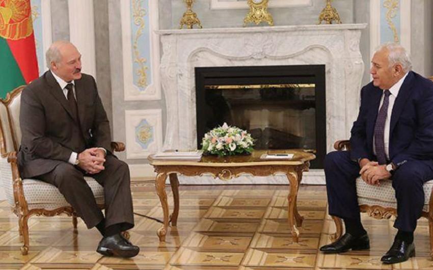 Belarus prezidenti: MDB PA çox az ehtiyac duyulan təşkilatdır