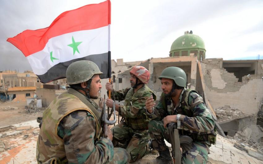 Армия Сирии полностью вернула контроль над северо-востоком Алеппо