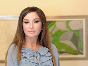 First ladies of Azerbaijan and Vietnam  visit Carpet Museum