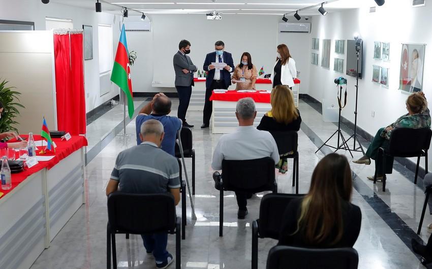 Dövlət Şəhərsalma və Arxitektura Komitəsinin İctimai Şurasına seçkilər başa çatıb