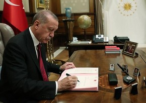 Erdoğan approves agreement on defense cooperation with Azerbaijan
