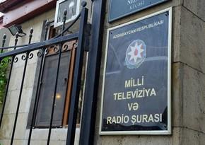 MTRŞ yeni telekanalın açılması üçün müsabiqə elan edib