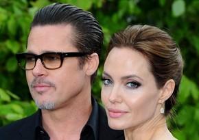 Брэд Питт добился совместной c Джоли опеки над детьми