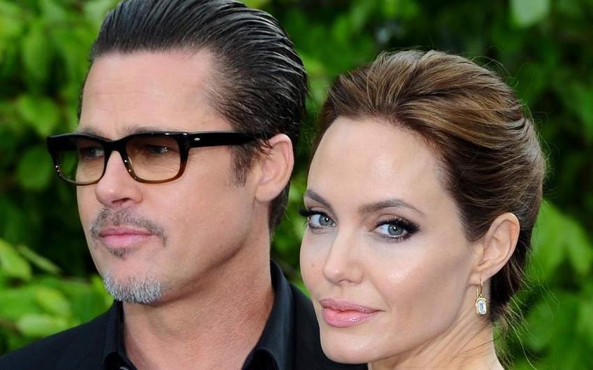 Bred Pitt və Ancelina Coli rəsmi olaraq boşanıblar