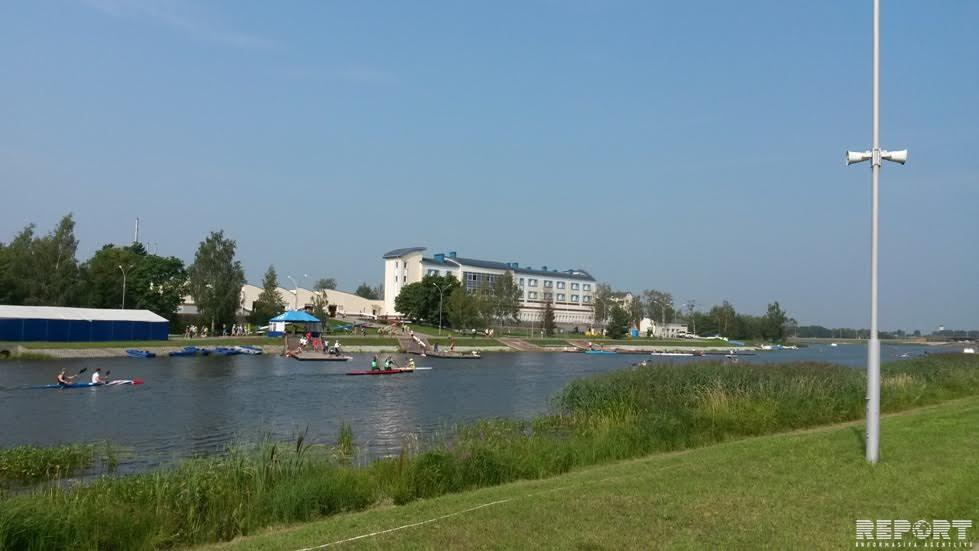 Azerbaijani athlete reaches semifinal in canoe competitions at World Cup 2016