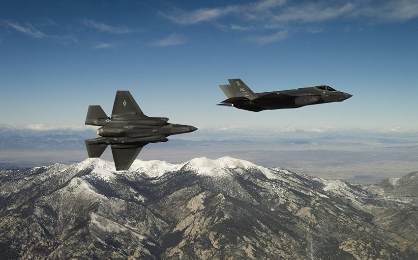 ABŞ Konqresi F-35in Türkiyəyə satışını dondurub