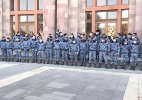 Relatives of missing Armenian servicemen hold protest in Yerevan