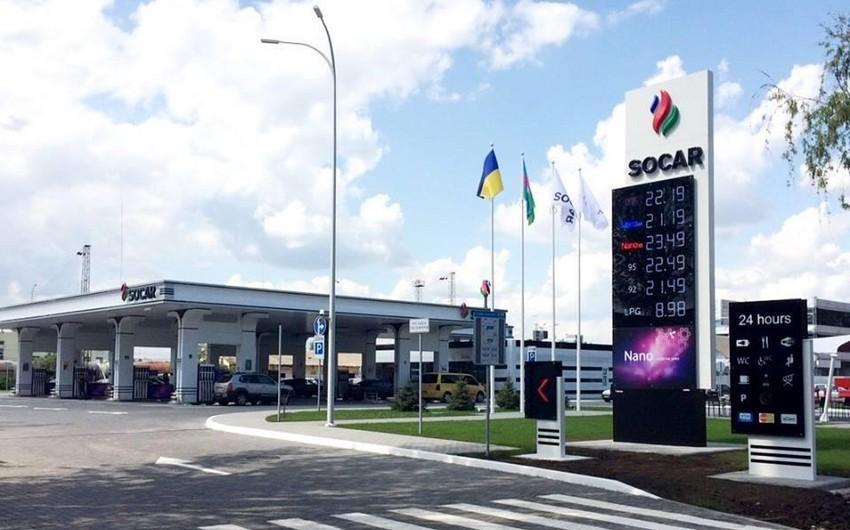 SOCAR Ukraynanın pərakəndə satış bazarındakı planlarını açıqladı