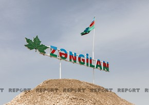 В Зангилан и Губадлы организован медиатур