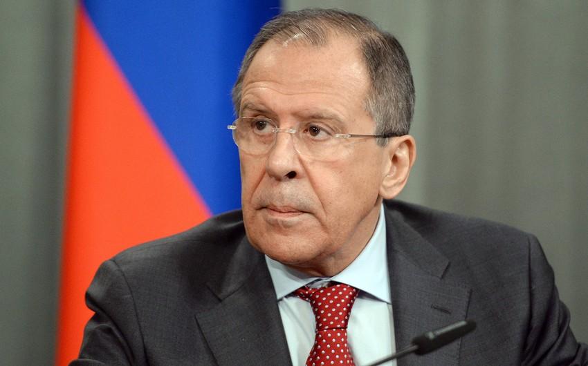 Rusiya XİN başçısı: Rəsmi Moskva Aİ-nin tənəzzülündə maraqlı deyil
