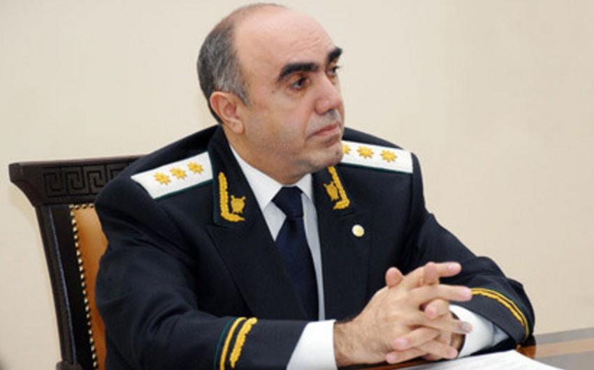 Baş prokuror Zakir Qaralov Salyanda vətəndaşları qəbul edəcək