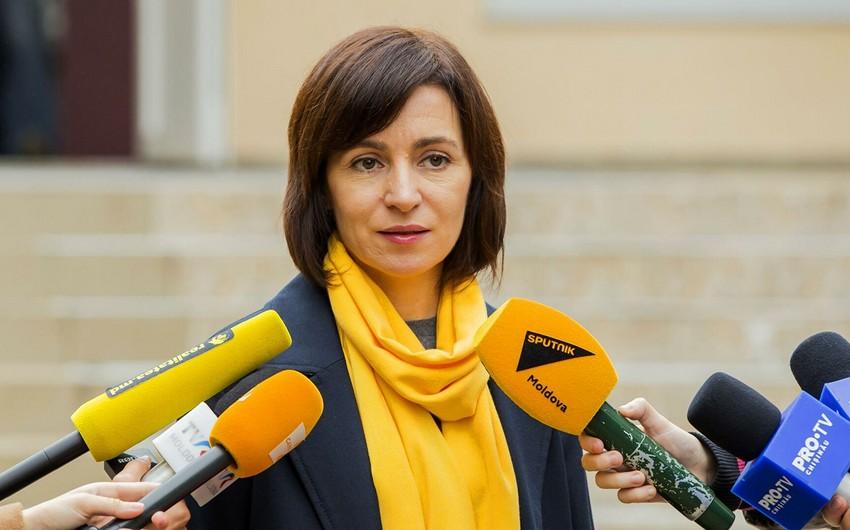 Sandu wants Transnistria to deploy OSCE observers to region