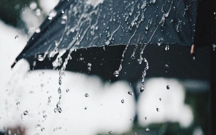 Sabahdan güclü külək əsəcək, leysan yağış yağacaq