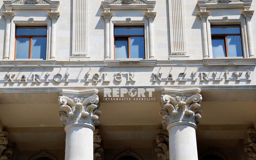 Azərbaycan XİN-də xarici dövlətlərin diplomatik missiyalarının rəhbərlərinin iştirakı ilə toplantı keçirilir