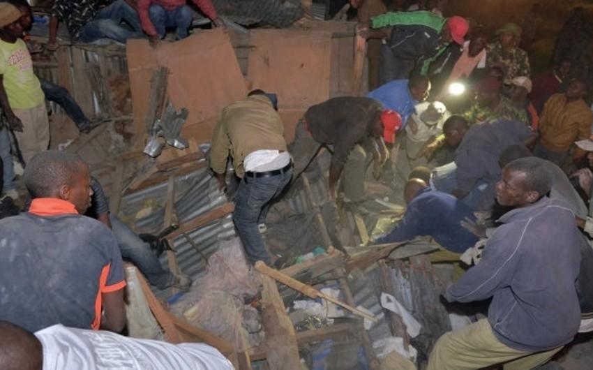 Число погибших в результате обрушения дома в Найроби возросло до 20