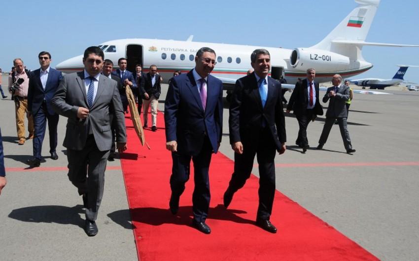 Bolqarıstan Prezidenti birinci Avropa Oyunlarının bağlanış mərasimində iştirak edəcək
