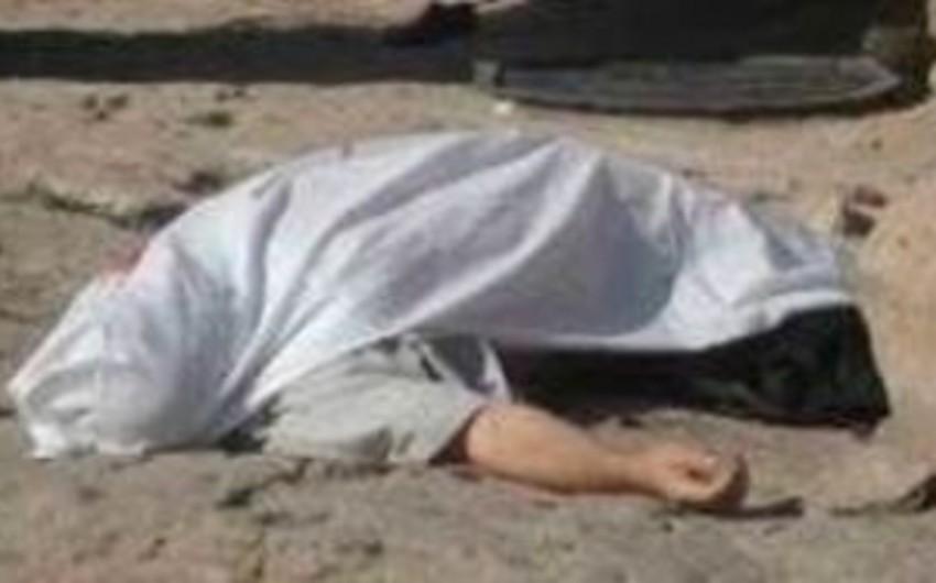 Bakıda 38 yaşlı kişi faciəvi şəkildə ölüb