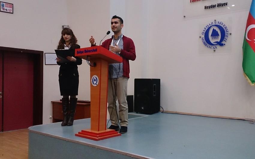 Bakıda şirkət rəhbərlərinin sammiti keçirilib
