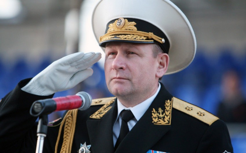 Establishing of Committee of Caspian countries Navy commanders to be reviewed by the end of 2015