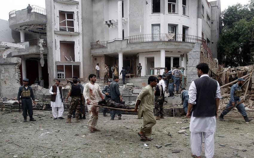 Шесть человек погибли в результате атаки боевиков на телецентр в Афганистане