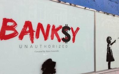 Blockchain company  burns Banksy artwork to turn it into digital original