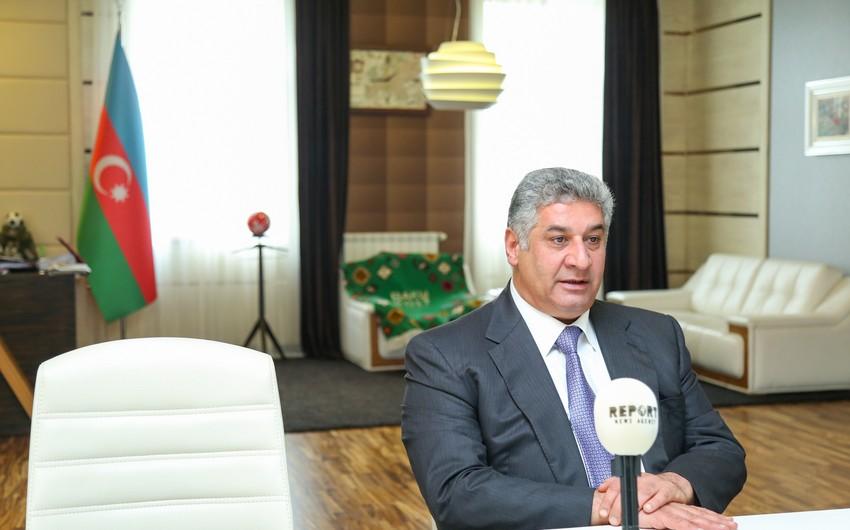 Azad Rəhimov: Azərbaycan Premyer Liqasında klubların sayı artırılmalıdır