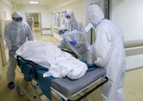 Число умерших из-за коронавируса в России составило 320 за сутки