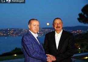 Эрдоган: Турция и после этого будет поддерживать Азербайджан