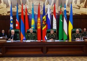 Азербайджан примет участие в заседании Комитета начальников штабов ВС стран СНГ